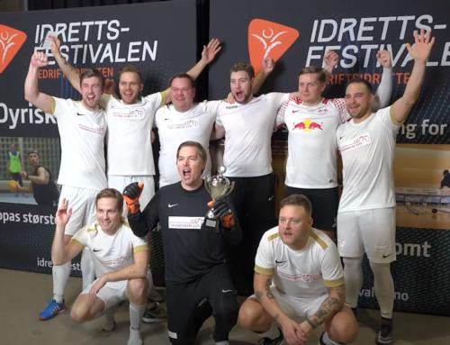 Trondheim VVS henter seieren på idrettsfestivalen 2020