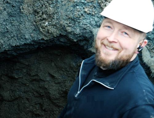 Ledig stilling som gravemaskinfører